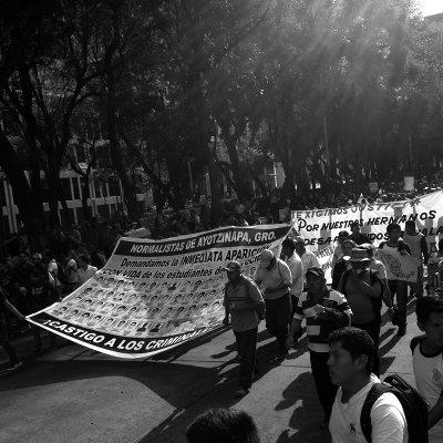 los-normalistas-de-ayotzinapa-entre-la-barbarie-y-la-impunidad