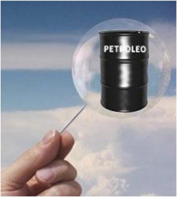 La burbuja del petróleo, ¿una nueva crisis financiera en puerta ...