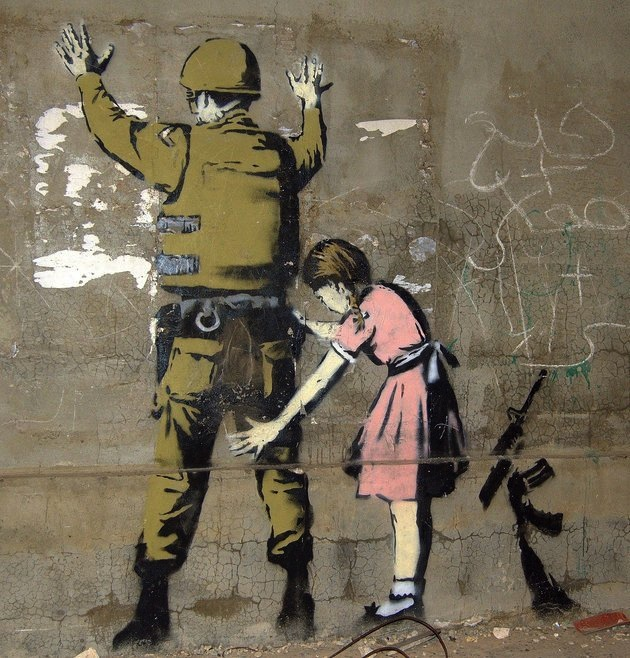 Banksy (stop and search)