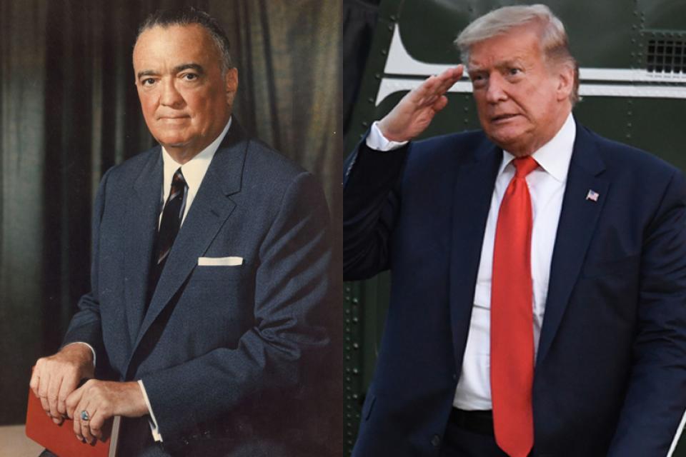 Hoover - Trump