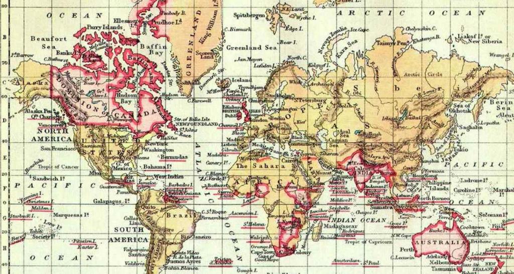 Mapa de 1897