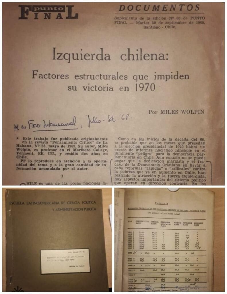 La Argentina actual a la luz de un episodio del Chile de 1970